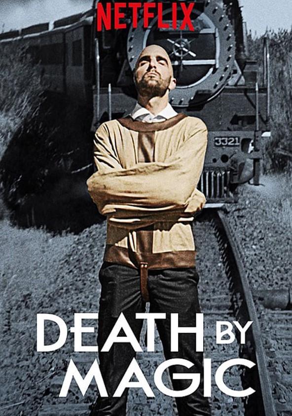 Todesursache: Magie poster