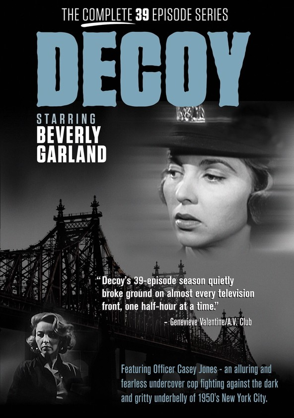 Decoy: Police Woman