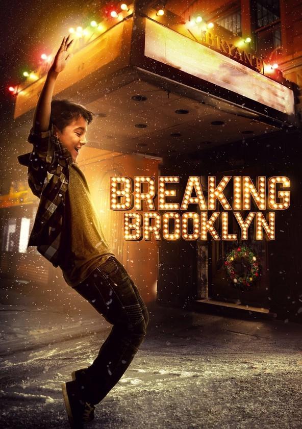 Breaking Brooklyn poster