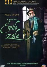 La vida de Emile Zola
