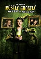 R.L. Stines - Die Nacht im Geisterhaus