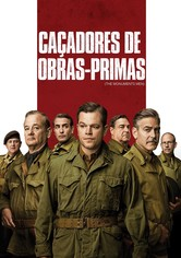 The Monuments Men - Os Caçadores de Tesouros