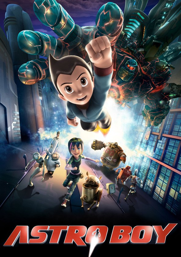 Astro Boy Streaming Where To Watch Movie Online