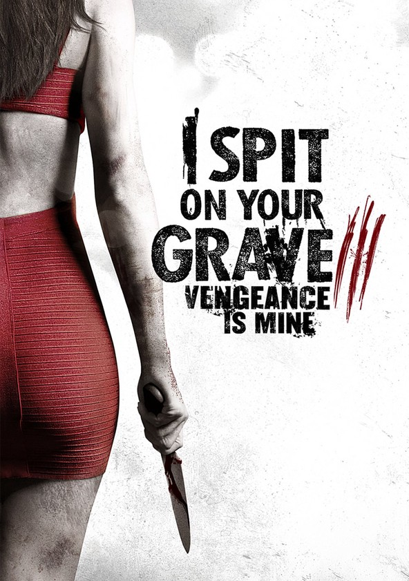 I Spit on Your Grave III: Vengeance is Mine poster