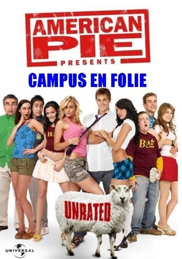American Pie présente : Campus en folie