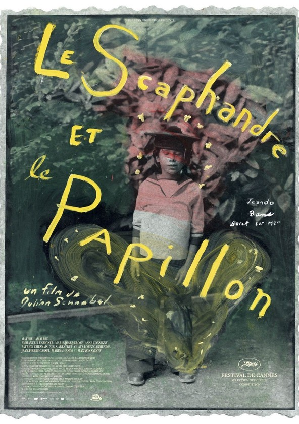 le scaphandre et le papillon streaming