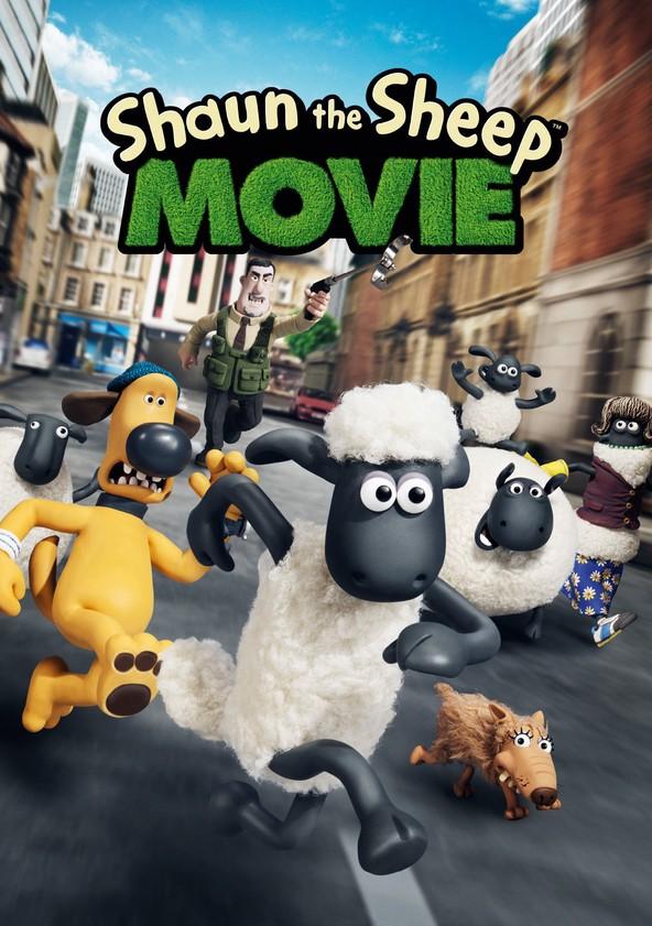 Shaun the Sheep Movie poster