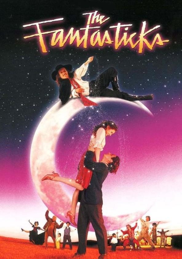 The Fantasticks poster