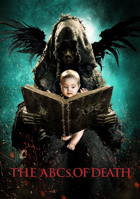 The ABCs of Death poster