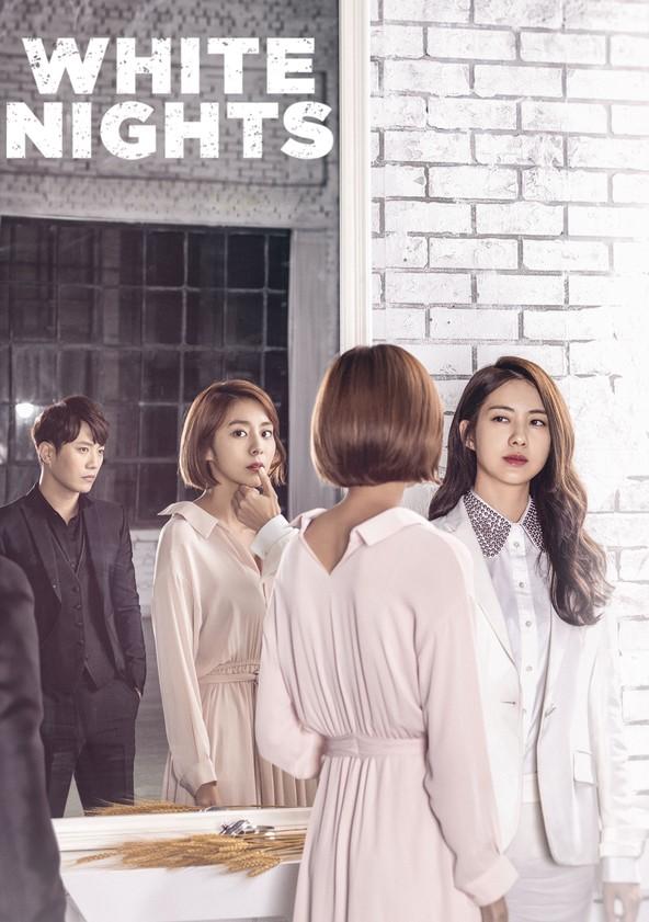 White Nights poster