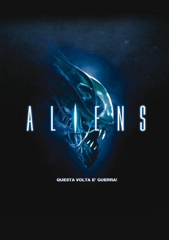 Aliens - Scontro finale poster