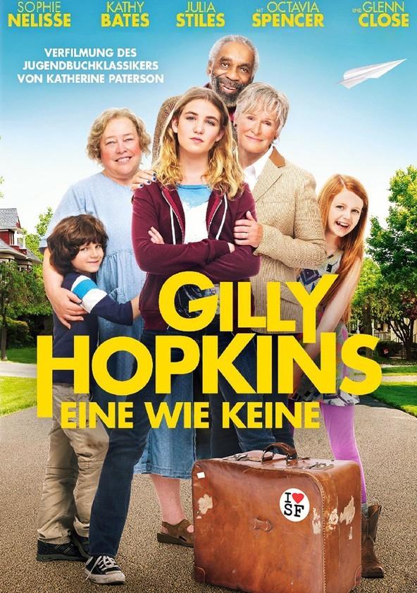Gilly Hopkins - Eine wie keine