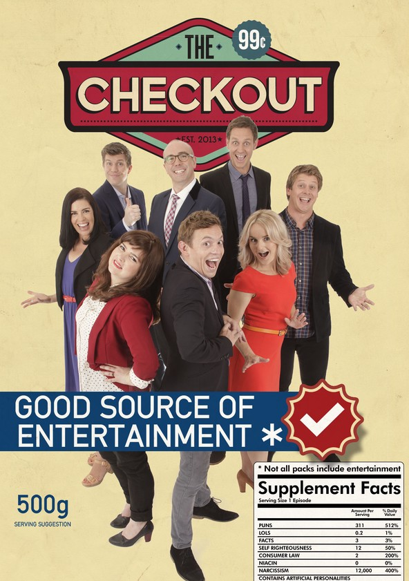 The Checkout poster