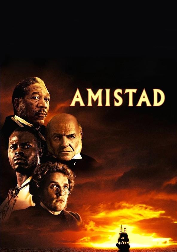 Amistad - Das Sklavenschiff poster