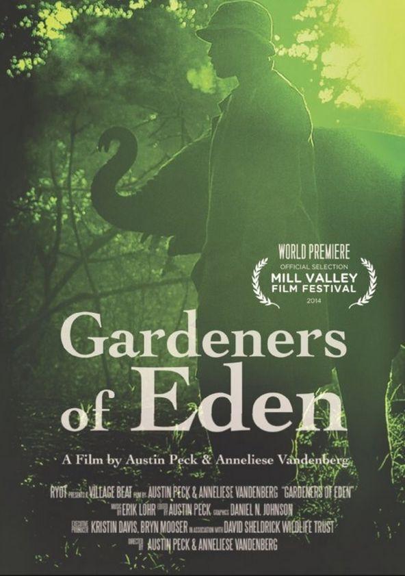 Gardeners of Eden poster