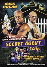 The Secret Agent Club