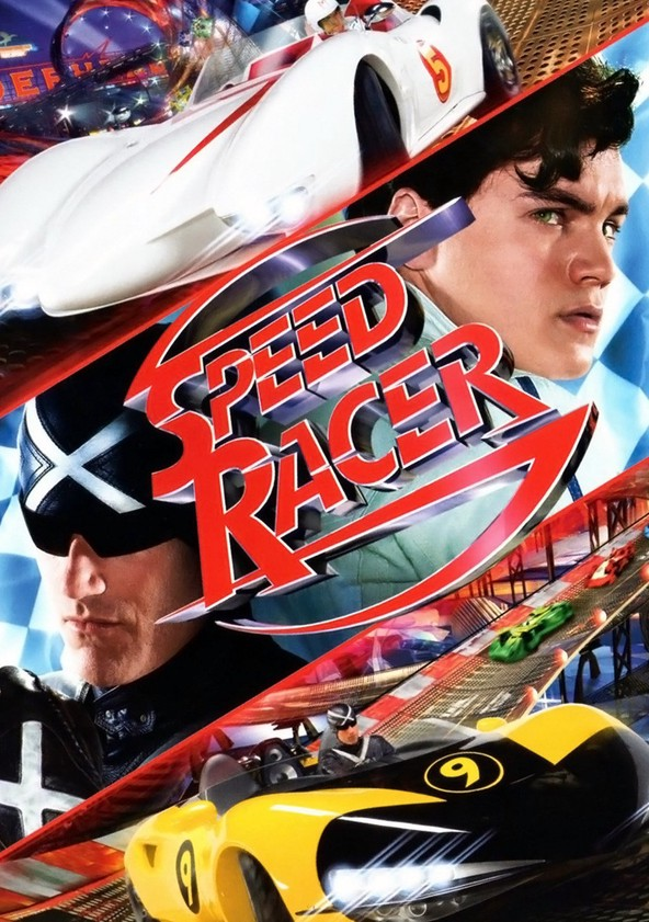 Speed Racer Movie Where To Watch Stream Online