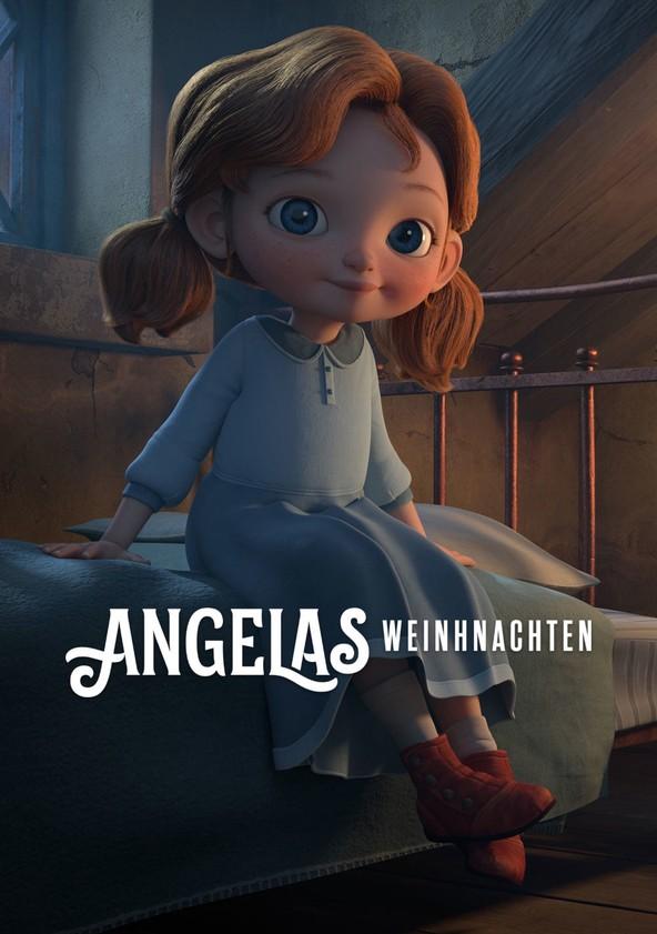 Angelas Weihnachten poster
