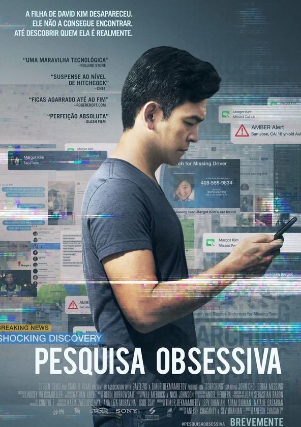 Pesquisa Obsessiva poster