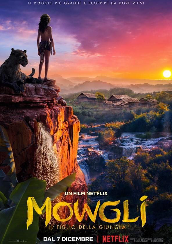 Mowgli – Il figlio della Giungla poster