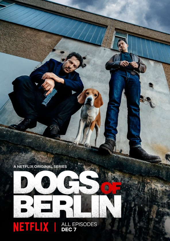 Perros de Berlín