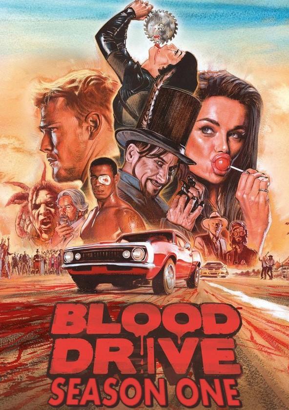 Blood Drive Season 1 poster