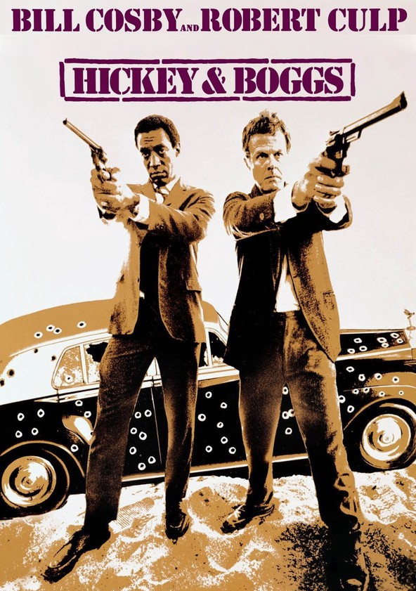 Hickey & Boggs poster