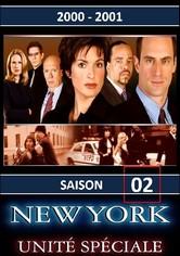 New York Unité Spéciale Saison 2