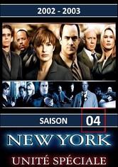 New York Unité Spéciale Saison 4