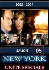 New York Unité Spéciale Saison 5