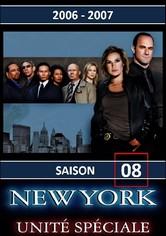 New York Unité Spéciale Saison 8