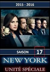 New York Unité Spéciale Saison 17