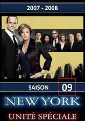 New York Unité Spéciale Saison 9