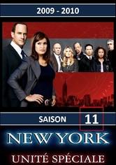 New York Unité Spéciale Saison 11