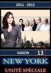 New York Unité Spéciale Saison 13