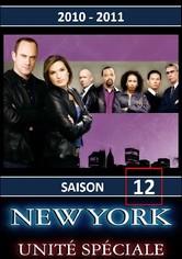 New York Unité Spéciale Saison 12