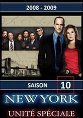 New York Unité Spéciale Saison 10