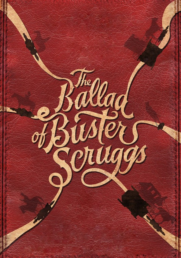 The Ballad of Buster Scruggs poster