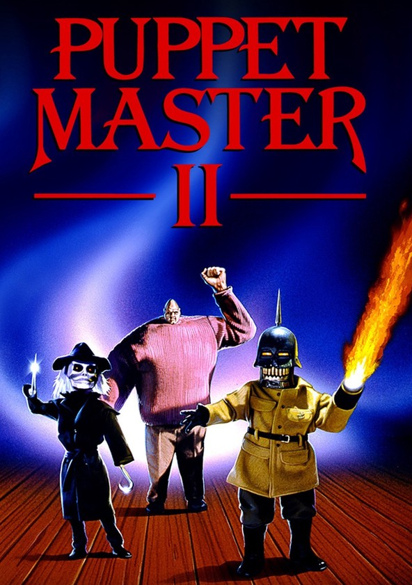 Puppet Master II poster