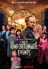A Series of Unfortunate Events 3.ª Temporada