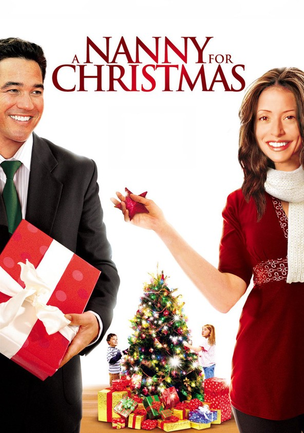 A Nanny for Christmas poster