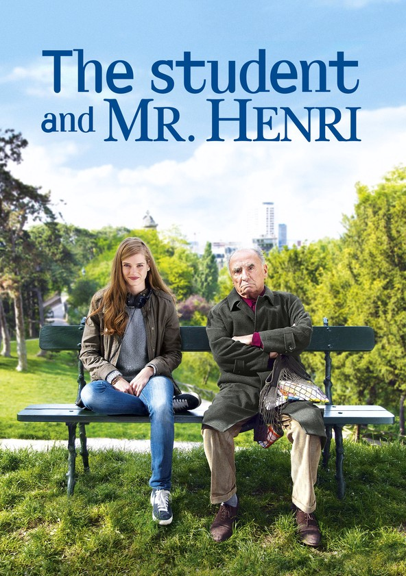The Student and Mister Henri poster