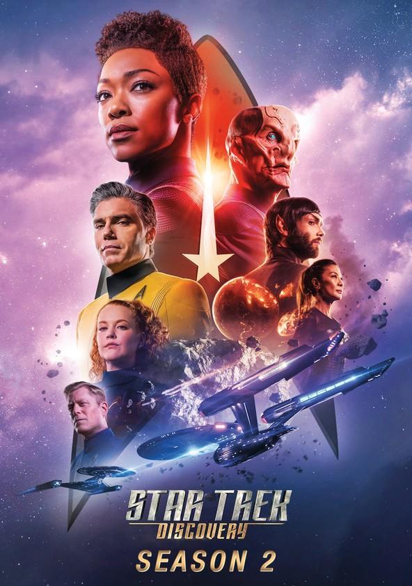 Звездный путь: Дискавери Сезон 2 poster