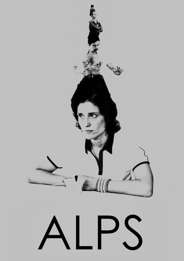 Alps poster