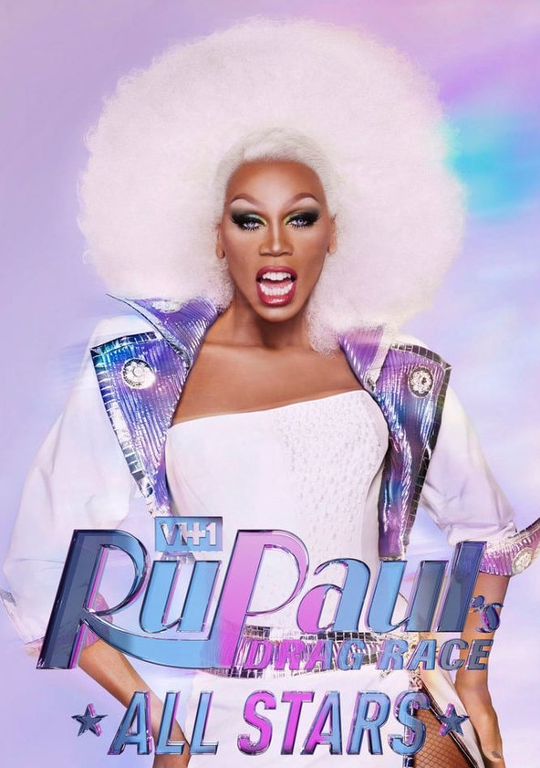 RuPaul's Drag Race All Stars poster