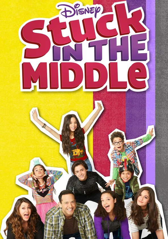 Stuck in the Middle Season 2 poster
