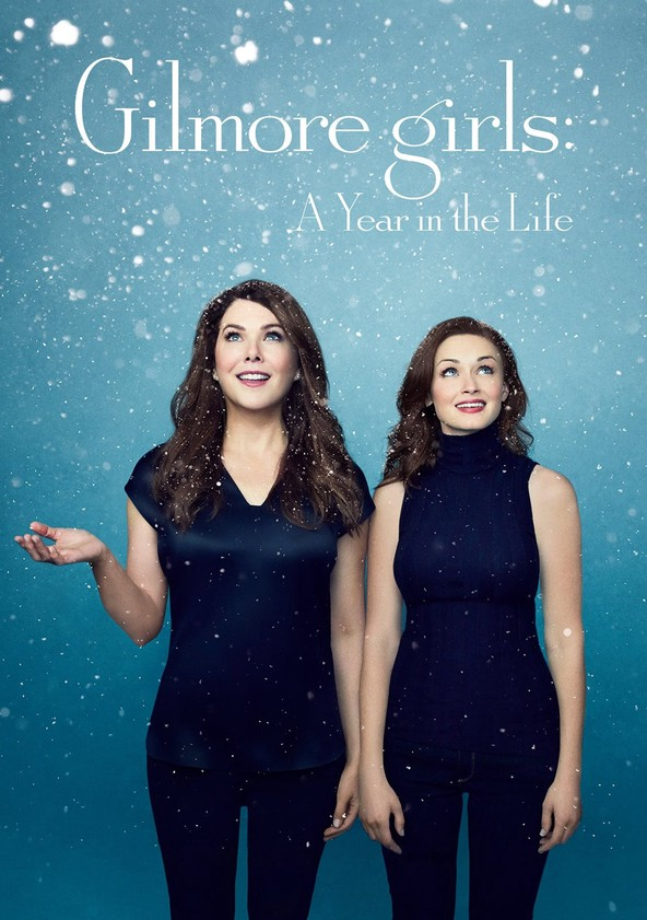 Gilmore Girls: A Year in the Life poster