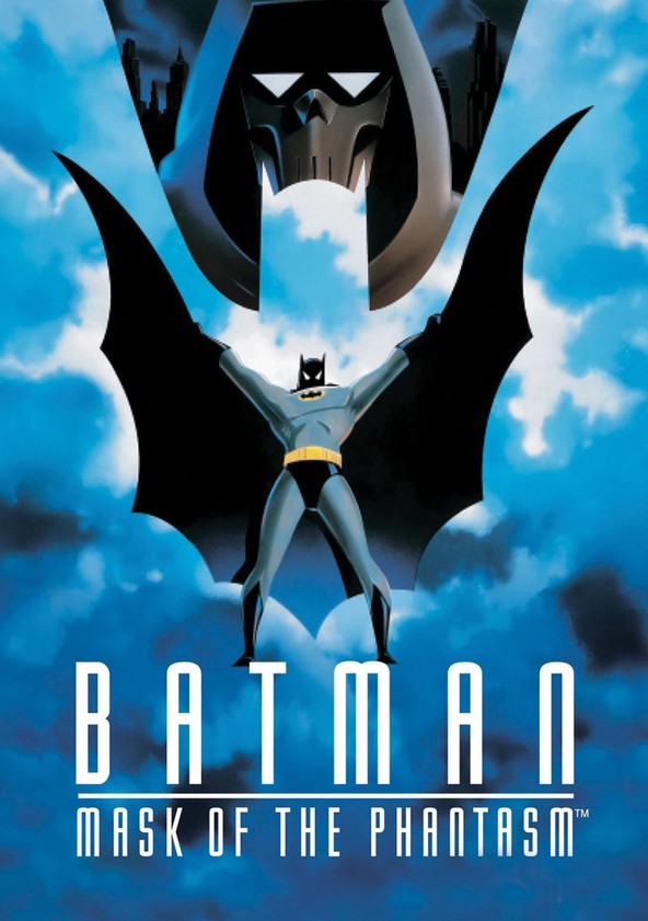 Batman contre le fantôme masqué poster