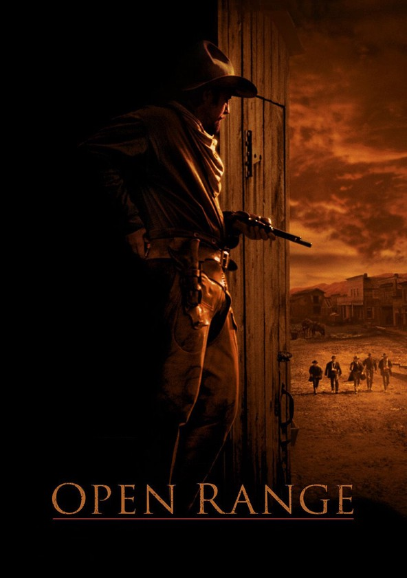 Open Range streaming: where to watch movie online?