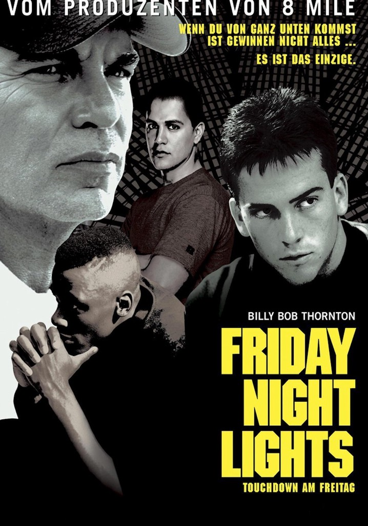 Friday Night Lights - Touchdown am Freitag